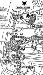 1991 Ford Explorer Fuel Filter Location