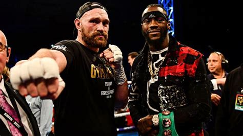 WBC Orders Wilder-Fury II - Boxing Social