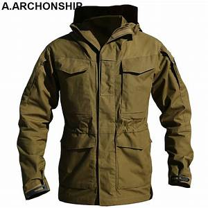 Aliexpress.com : Buy M65 UK US Army Clothes Windbreaker ...