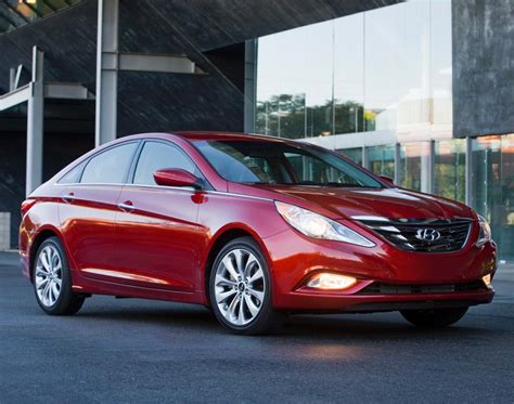 Hyundai Midsize by Most Dependable Midsize Car Hyundai Sonata Most