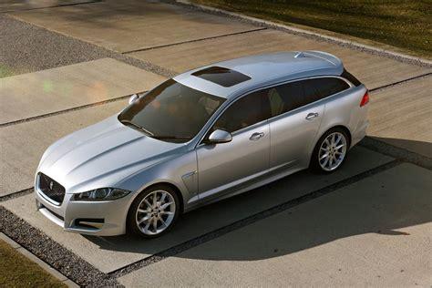 Jaguar Station Wagons by Jaguar Xf Sportbrake Wagon Revealed In Official Images