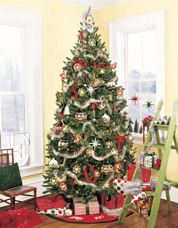 making your home sing christmas tree decorating 101