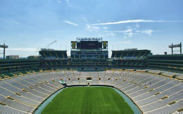A brief history of Lambeau Field renovations - In Business