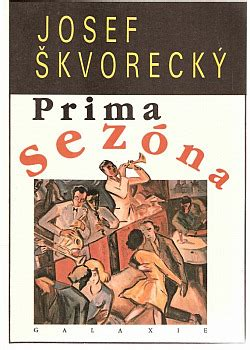 Danny Smiřický: Prima sezóna - Josef Škvorecký   Databáze knih