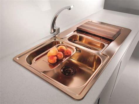 coloured kitchen sinks alveus monarch line 10 copper inset sink olif 2367