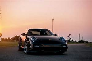 Porsche Nice : nice image of porsche 911 turbo picture of 997 black ~ Gottalentnigeria.com Avis de Voitures