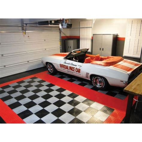 Racedeck Garage Flooring Canada by Racedeck Circletrac Garage Floor Tile 12 Quot