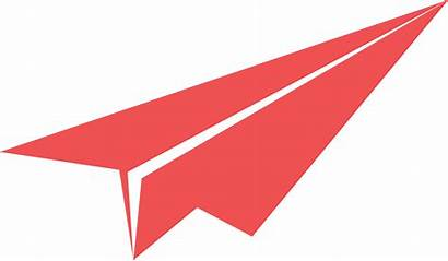 Paper Plane Airplane Transparent Clipart Cartoon Purepng