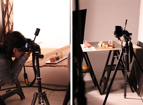 studio lighting food photography class  professional