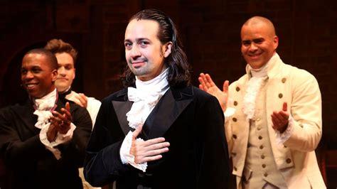 Lin-manuel Miranda To Star In Hamilton Again For Puerto Rico