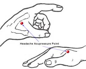 Headache Pressure Points on Pinterest - Pressure Points, Migraine ...  Migraine Massage