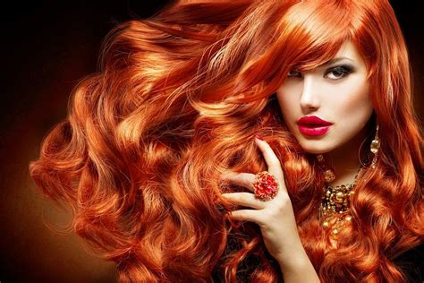 25 Sunny Copper Red Hair Colors For Bright Girls