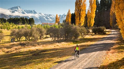 zealand cycling south island bike  travel  rei