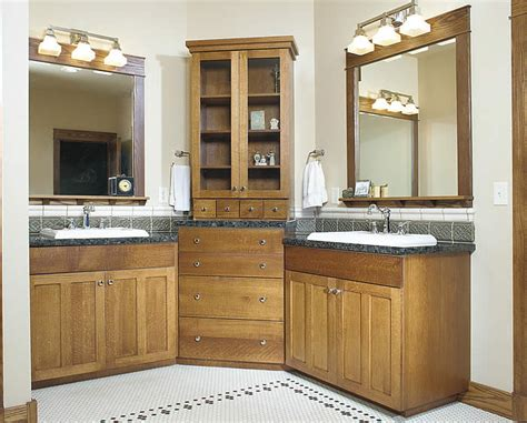 ideas for bathroom vanities and cabinets custom cabinet gallery kitchen and bathroom cabinets