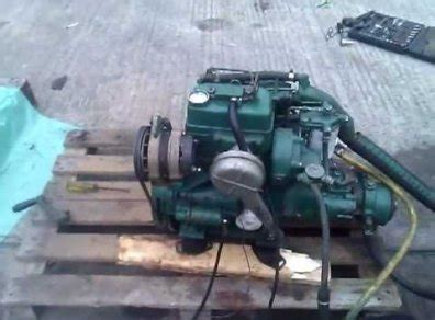 Used Boat Parts Md by Volvo Penta Md7a 135 Hp Marine Diesel Engine For Sale In