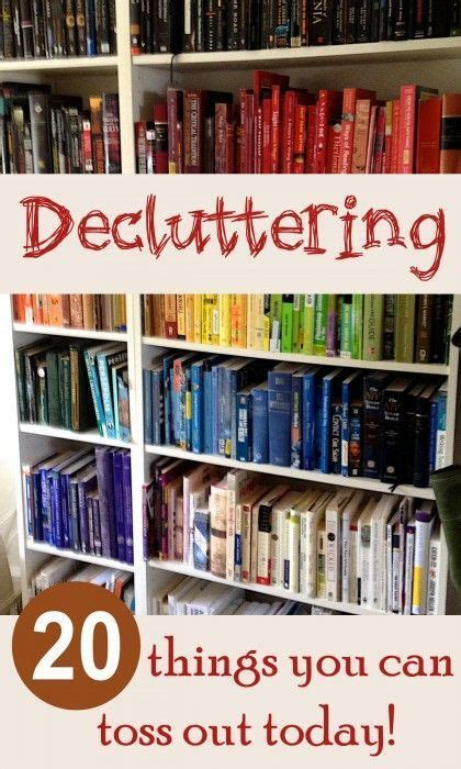 10 Reasons To Declutter Your Closet Right Now by Decluttering Tips 20 Things To Toss Out Now Organizing