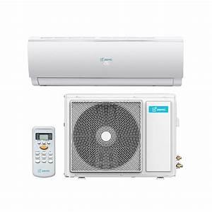 R410a Refrigerant 50hz 60hz Inverter Mini Split Wall
