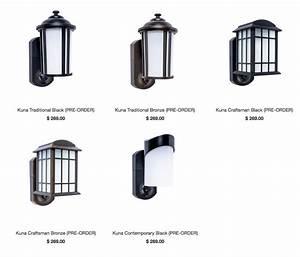 Lampe Mit Kamera Und Bewegungsmelder : kuna au enlampe mit wlan und berwachungskamera housecontrollers ~ Yasmunasinghe.com Haus und Dekorationen