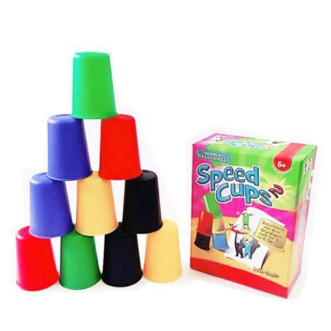 Speed Cups speed cups board world