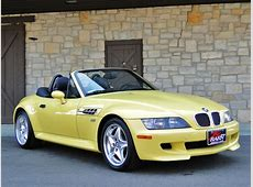 Dakar Yellow M Roadster with low miles Rare Cars for