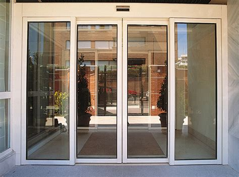 automatic sliding glass doors s s glass railing with side fixing systems in borivali e