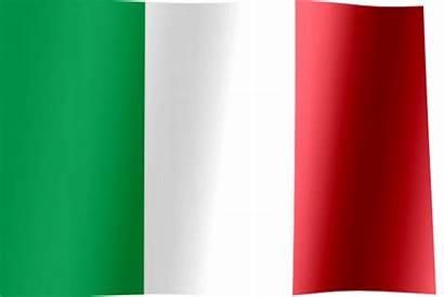 Italy Flag Italian Waving Animated Minister Prime