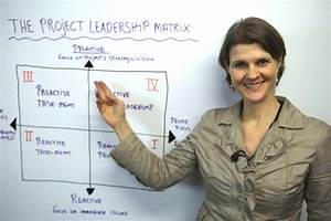 The Project Leadership Matrix