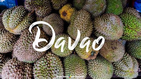 davao food kadayawan festival food guide atsedaabreeza