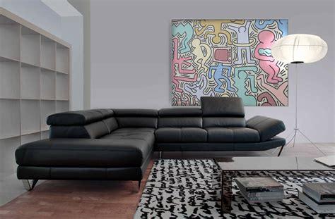 furniture add luxury   home  full grain leather sectional jfkstudiesorg
