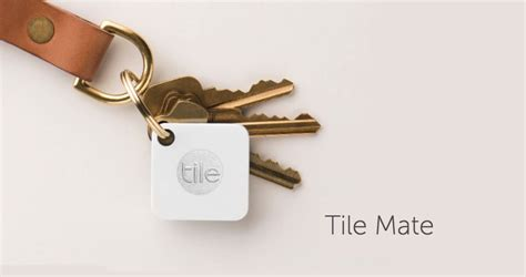 small tile mate bluetooth tracker new tile mate announced as a lighter thinner bluetooth