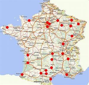 Carte De France Autoroute : samedi 30 novembre manifestation anti cotaxe pour l 39 otre ~ Medecine-chirurgie-esthetiques.com Avis de Voitures
