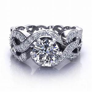 Very fancy unique engagement rings designs ksvhs jewellery for Cheap vintage wedding rings