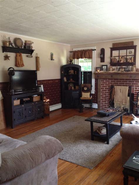 primitive country home decor primitive living room my primitive home primitive