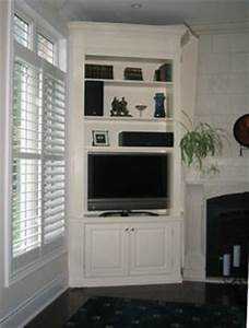 1000+ images about Corner tv cabinets on Pinterest