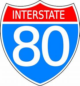 Interstate Highway Sign Clip Art at Clker.com - vector ...