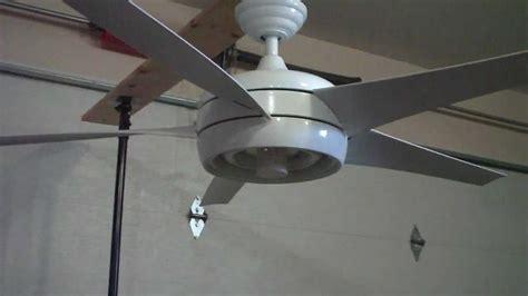 54 quot hton bay windward ii ceiling fan youtube