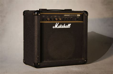 Marshall B30 Solid State Bass Amp For Sale In Dublin 8
