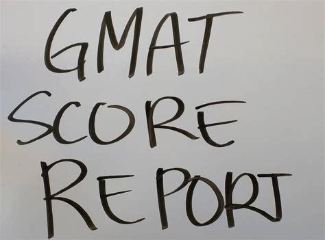 Gmat Tuesday Gmat Score Report Essentials  Magoosh Gmat Blog