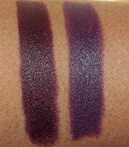 MAC Punk Couture Swatches   Beauty In The Geek