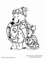 Halloween Coloring Disney Drucken Ausmalbilder Malvorlagen Zum Pooh Winnie Konabeun Ausmalbild Ausdrucken Getcoloringpages Kostenlos Printable sketch template