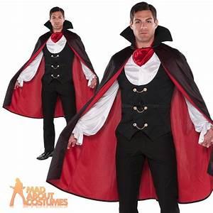 Halloween Kostüm Vampir : details about mens vampire costume very cool dracula true ~ Lizthompson.info Haus und Dekorationen