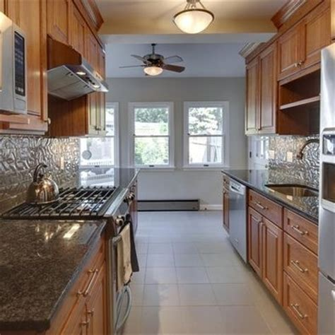 kitchen cabinets used for 70 best images about galley kitchens on galley 8157