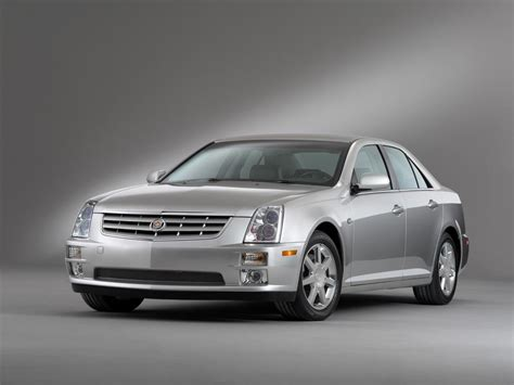 Auction Results And Sales Data For 2005 Cadillac Sts