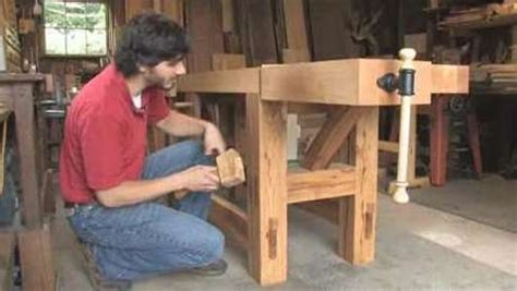 introduction build  hybrid roubo workbench finewoodworking