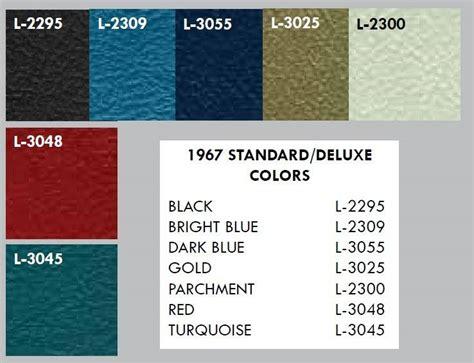 firebird standard door panels  choice  colors