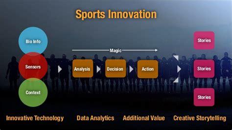 sports analytics innovation summit data powered storytelling