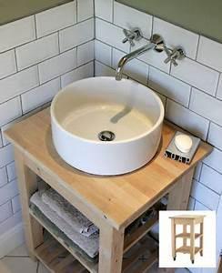 Petit Meuble Salle De Bain : 10 id es pour ranger efficacement sa salle de bain cocon d co vie nomade ~ Teatrodelosmanantiales.com Idées de Décoration