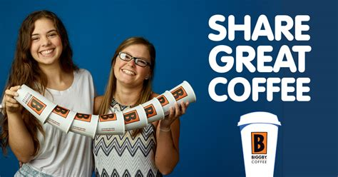 BIGGBY® COFFEE - Special E-ward