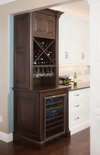 Kitchen Storage Cabinets with Wine