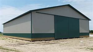 steel ridge post frame buildings tippecanoe indiana With 60x100 pole barn